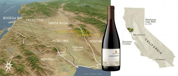 When the Wind Makes the Wines: Sonoma's Petaluma Gap AVA