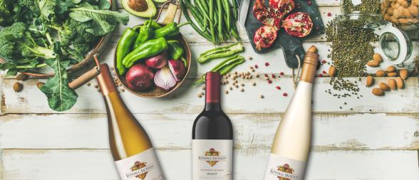 Pairing Wine with Winter Fruits and Vegetables