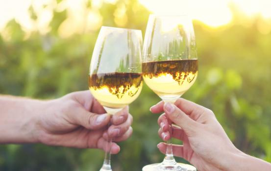 Off-Dry Wines for the Summer Months