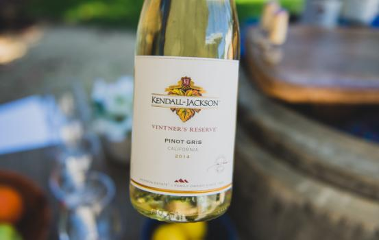 It's not every day that Kendall-Jackson comes out with a new wine. But that's just what we've done this year. Introducing the Kendall-Jackson Vintner's Reserve Pinot Gris.