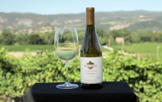 Why Kendall-Jackson Vintner's Reserve is America's Favorite Chardonnay