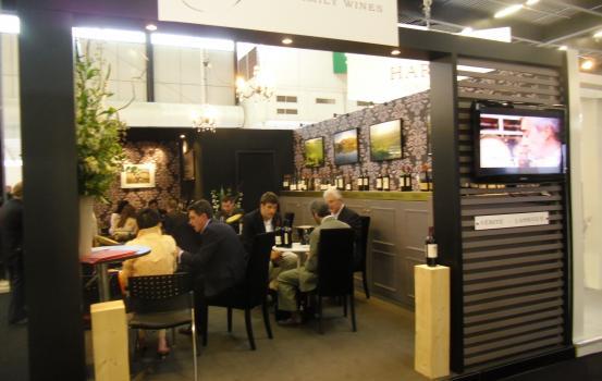 VinExpo Booth