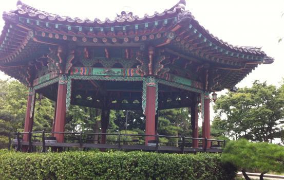 South Korea Building
