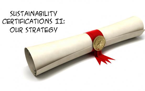 Sustainability Certifications II