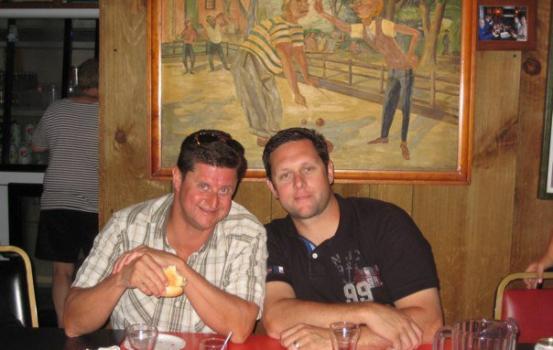 Brothers at Bimbo's