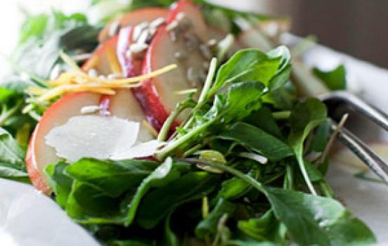 Pear And Argula Salad