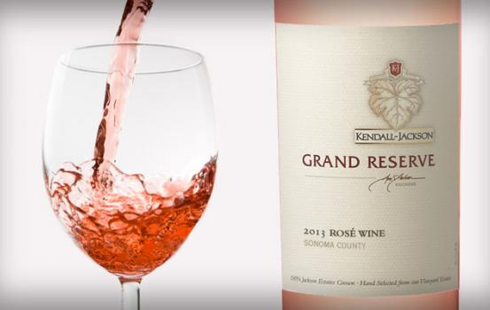 Introducing Kendall-Jackson's 2013 Grand Reserve Rosé