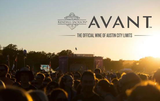 K-J AVANT - The Official Wine of Austin City Limits Music Festival (ACL)