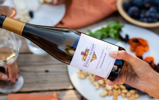 Kendall-Jackson Vintner's Reserve Chardonnay - Chardonnay Day