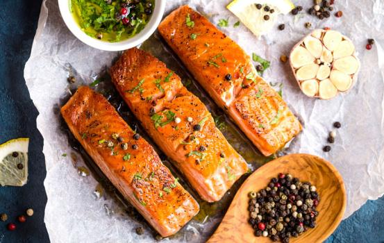 Essential Wine with Salmon Pairings