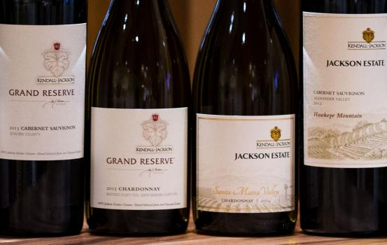 Whether you sip a glass of Kendall-Jackson Grand Reserve or Jackson Estate wine, you are tasting some of the USA's most elite terroir.