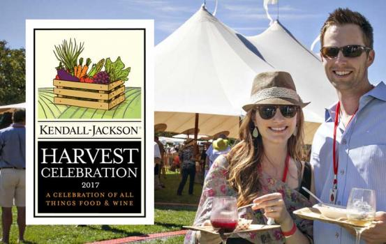 The inaugural Harvest Celebration at the Kendall-Jackson Wine Estate & Gardens will be like nothing we've ever done before.