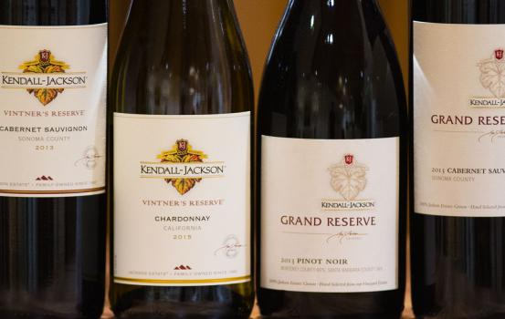 The differences between Kendall-Jackson Vintner's Reserve and Grand Reserve wines are subtle but important and go far beyond a change of label.