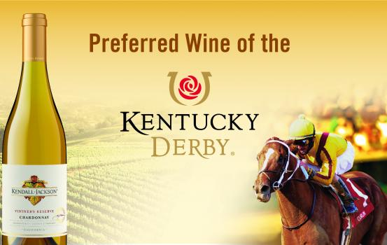 Kendall-Jackson Preferred Wine of the Kentucky Derby