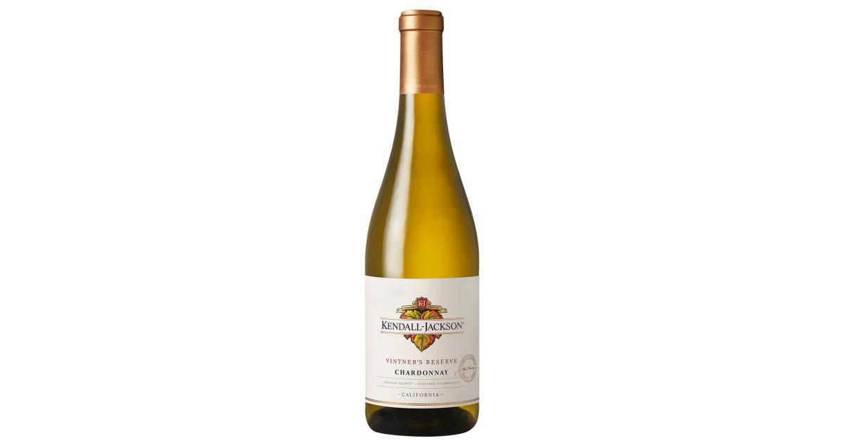 Kendall Jackson Vintner S Reserve Chardonnay