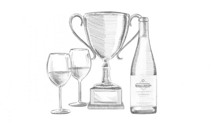 Kendall-Jackson wins its 10th Wine & Spirits Winery of the Year award