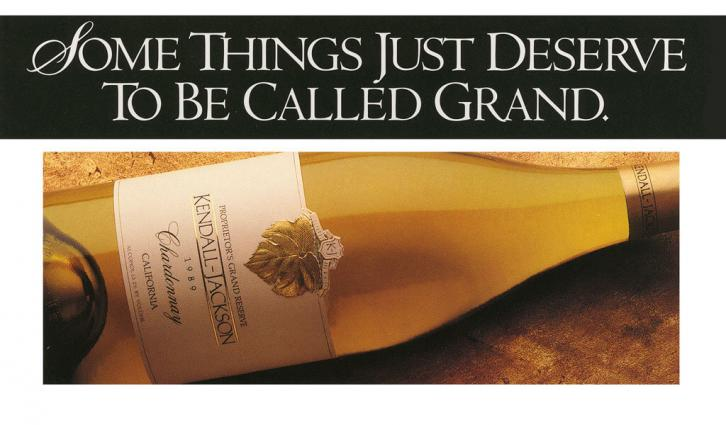 The Grand Reserve collection is introduced