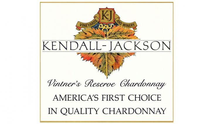 Kendall-Jackson Vintner's Reserve Chardonnay becomes #1 selling Chardonnay in America, and remains so to this day.