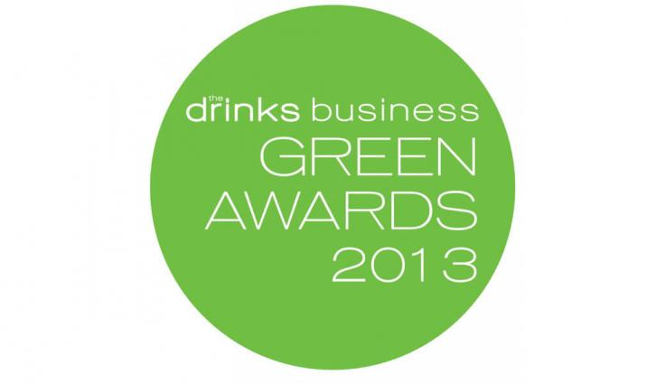 K-J is named Green Company of the Year by The Drinks Business, Europe's leading drinks trade publication