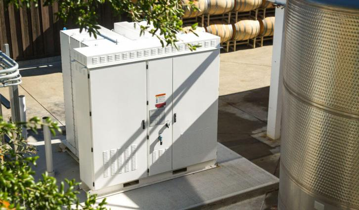 Jackson Family Wines Collaborates with Tesla Energy to pilot stationary energy storage systems