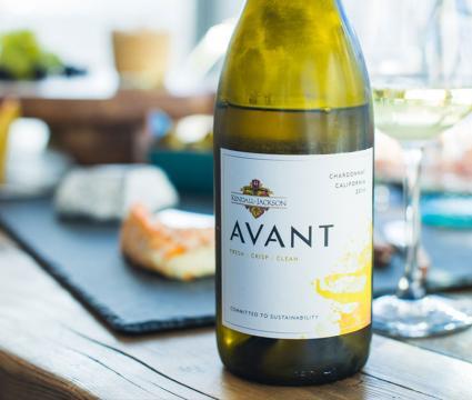 K-J AVANT Wine Collection: Sauvignon Blanc, Red Blend, and Chardonnay