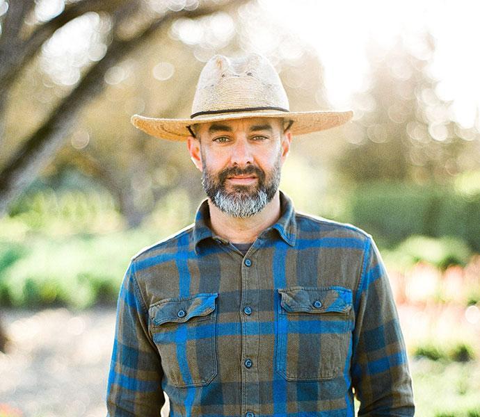 Culinary Gardener Tucker Taylor
