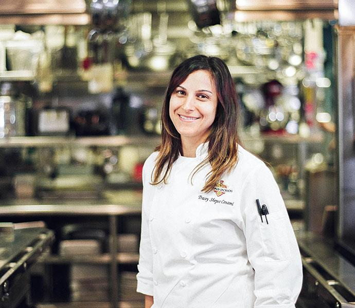 Kendall-Jackson Chef Tracey Shepos Cenami