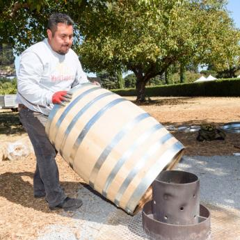 Kendall-Jackson Harvest Celebration Barrel Making Demonstration