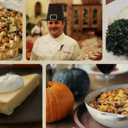 A Food And Recipe Blog Post Thanksgiving: Six Thanksgiving Recipes From Kendall-Jackson