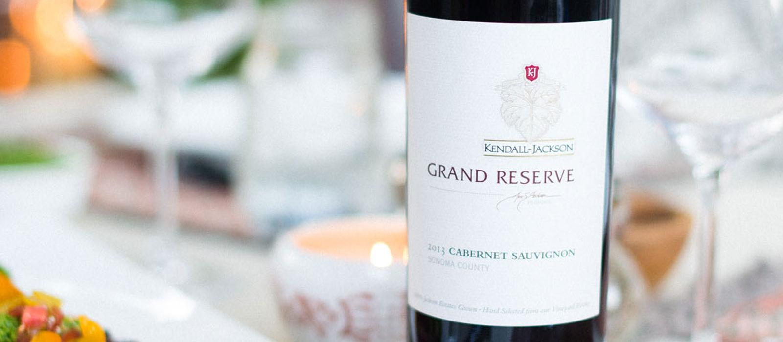 Kendall-Jackson's Grand Reserve Wine Collection