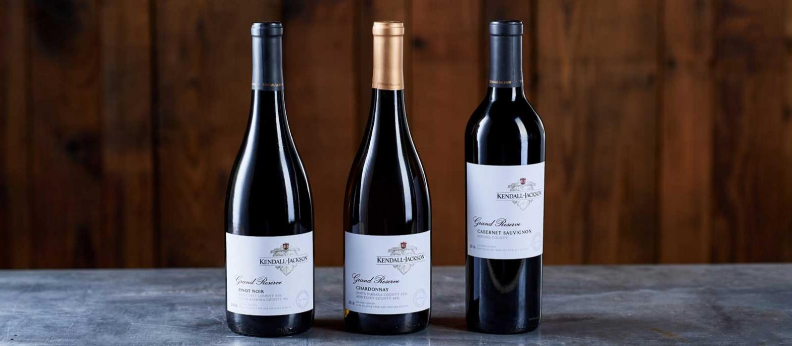 Kendall-Jackson Grand Reserve Wine Collection