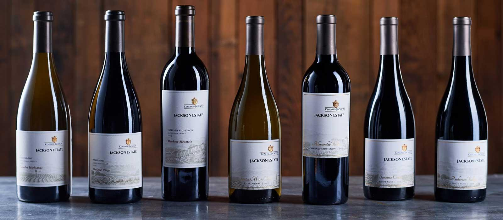 Kendall-Jackson Jackson Estate Wine Collection