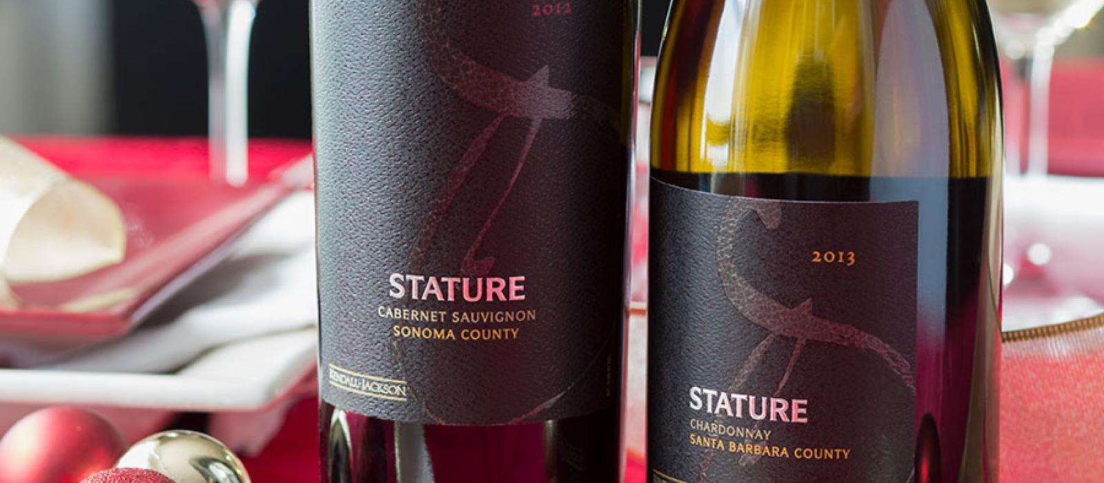 Kendall-Jackson's Stature: The pinnacle of our wine collections.
