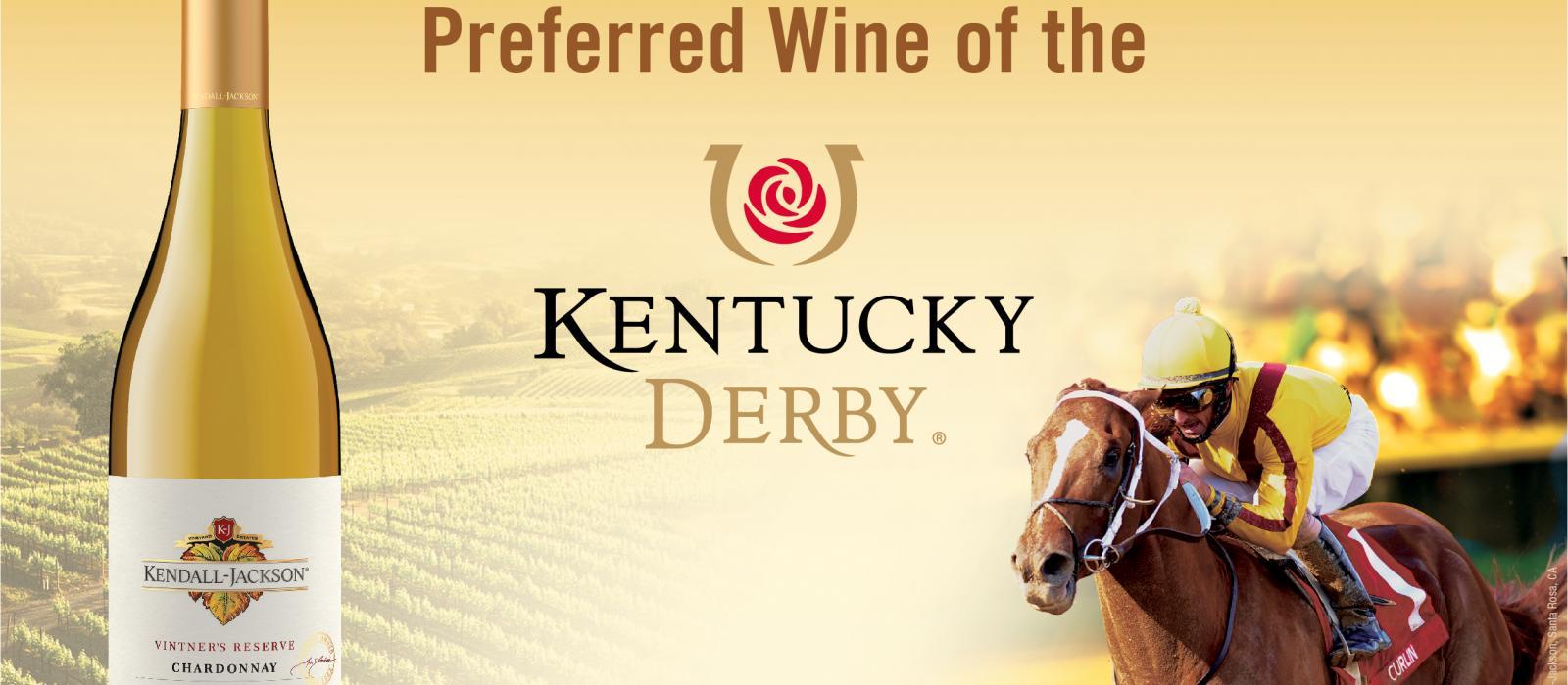 Kendall Jackson Kentucky Derby Sponsorship