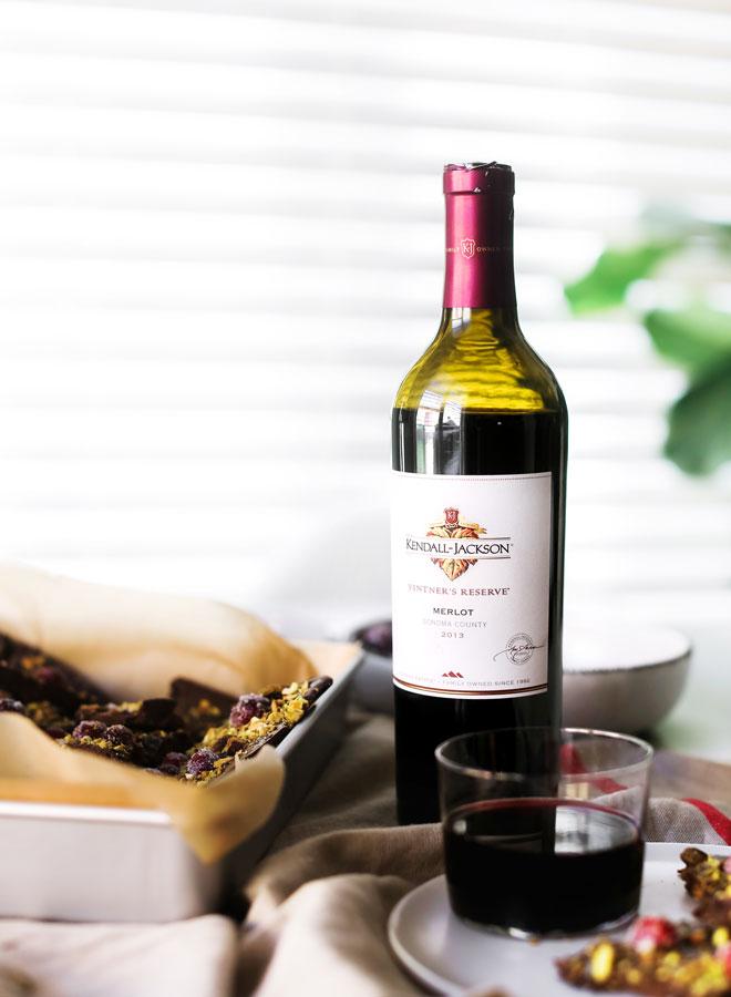 Types of Red Wine - Merlot