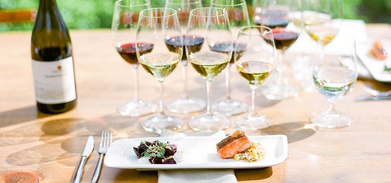 Wine & Food Pairing